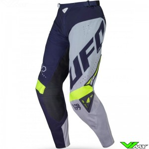 UFO Slim Frequency 2021 Motocross Pants - Navy