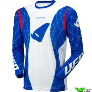 UFO DeepSpace 2021 Cross shirt - Rood / Wit / Blauw