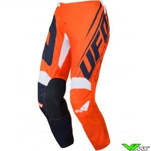 UFO Vanadium 2021 Youth Motocross Pants - Fluo Orange