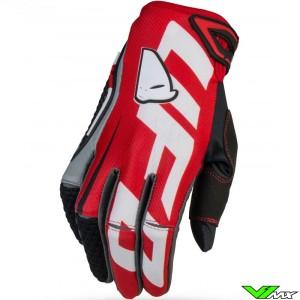 UFO Blaze 2021 Motocross Gloves - Red