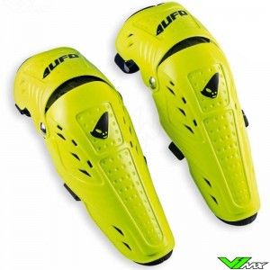 UFO Syncron EVO Knee Protector - Fluo Yellow