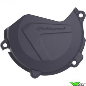 Polisport Clutch Cover Protector Blue - Husqvarna FC450 FE450 FE501 FX450