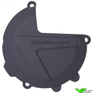 Polisport Clutch Cover Protector Blue - Husqvarna TC250 TE250 TE300 TX300