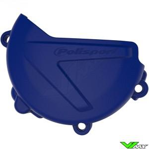 Polisport Clutch Cover Protector Blue - Yamaha YZ125