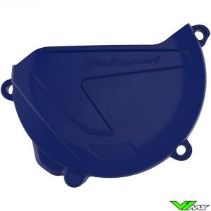 Polisport Clutch Cover Protector Blue - Yamaha YZ250 YZ250X