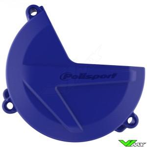 Polisport Clutch Cover Protector Blue - Sherco 250SE 300SE 450SEF