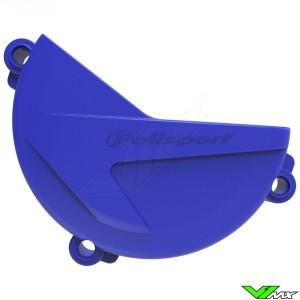 Polisport Clutch Cover Protector Blue - Sherco 250SEF 300SEF