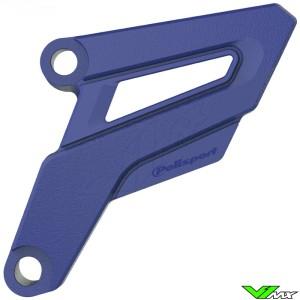 Polisport Voortandwiel Bescherming Blauw - Honda CR250 CRF250R CRF450R CRF250X Yamaha YZ125X