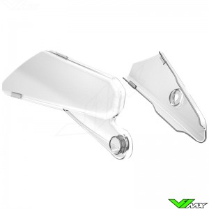 Polisport Sticker Bescherming Doorzichtig - Yamaha YZF250 YZF450 YZF250X YZF450X WR250F WR450F