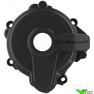 Polisport Ignition Cover Protector Black - Sherco 250SE 300SE