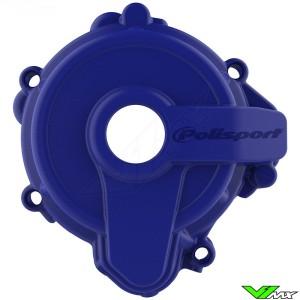 Polisport Ignition Cover Protector Blue - Sherco 250SE 300SE