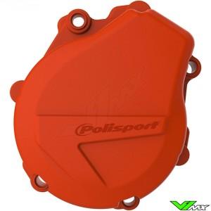 Polisport Ignition Cover Protector Orange - KTM 450EXC 500EXC