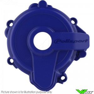 Polisport Ignition Cover Protector Blue - Sherco 250SEF 300SEF
