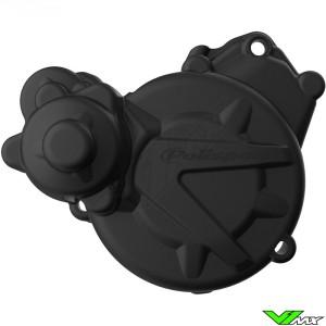 Polisport Ignition Cover Protector Black - GasGas EC250 EC300 XC250 XC300