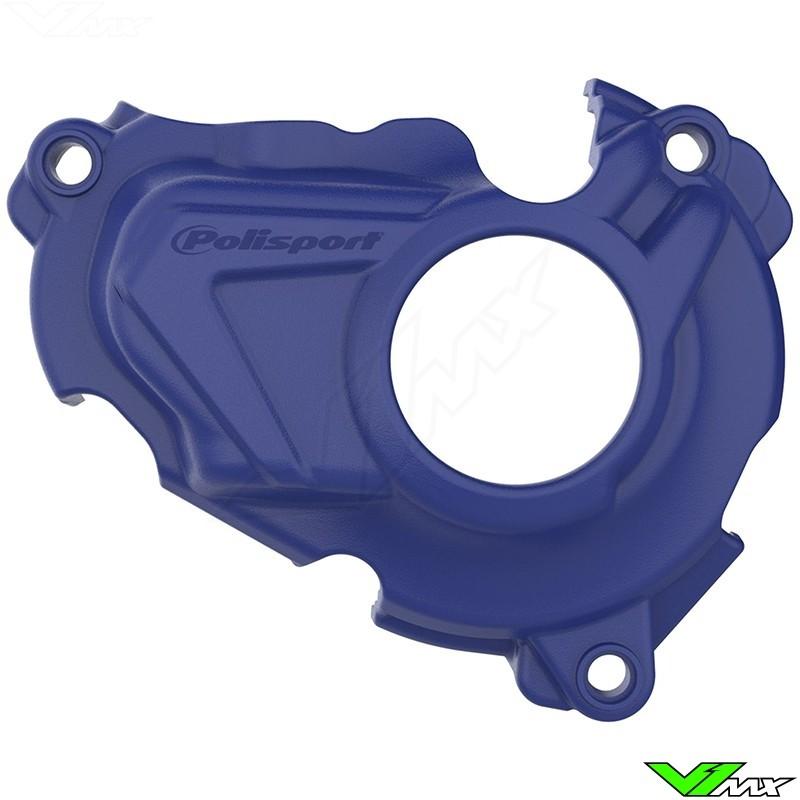 Polisport Ontstekingsdeksel Beschermer Blauw - Yamaha YZF250 YZF250X WR250F