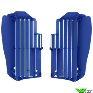 Polisport Radiator Louvers Blue - Yamaha YZF250 YZF450 YZF250X YZF450X WR250F WR450F