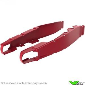 Polisport Swingarm protector Red - GasGas EC250 EC300 XC250 XC300