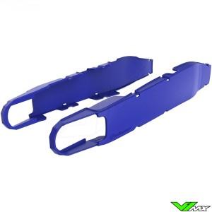 Polisport Swingarm protector Blue - Sherco 125SE 250SE 300SE 250SEF 300SEF 450SEF 500SEF