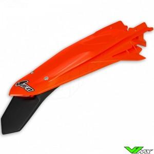 UFO Achterspatbord met LED Achterlicht Neon Oranje - KTM 150EXC 250EXC 300EXC 450EXC 500EXC 250EXC-F 350EXC-F