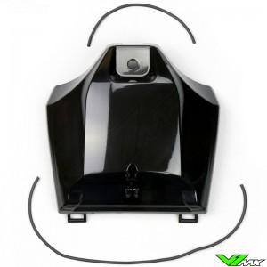 UFO Tank Cover Black - Yamaha YZF250 YZF450 WR250F WR450F