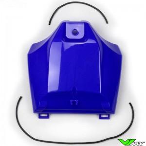 UFO Tank Cover Blue - Yamaha YZF250 YZF450 WR250F WR450F