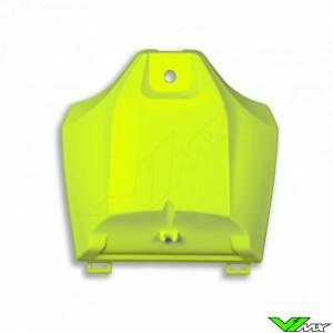 UFO Tank Cover Deksel Neon Geel - Yamaha YZF250 YZF450 WR250F WR450F