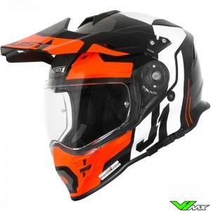 Just1 J34 Enduro helm - Oranje