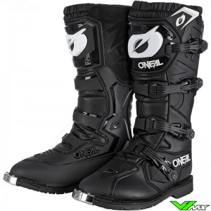 Oneal Rider Pro Motocross Boots - Black