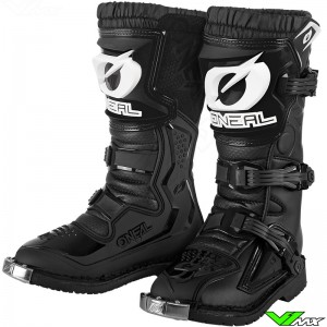 Oneal Rider Pro Youth Motocross Boots - Black
