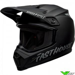 Bell MX-9 Fasthouse Motocross Helmet - Black