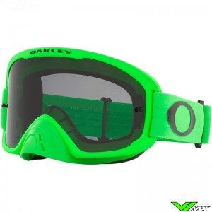 Oakley O Frame 2.0 Pro MX Motocross Goggle - Green / Dark Lens