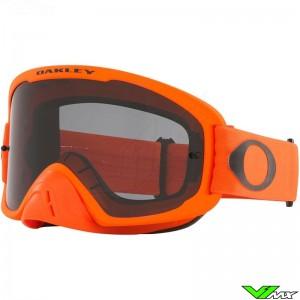 Oakley O Frame 2.0 Pro MX Motocross Goggle - Orange / Dark Lens
