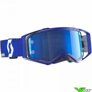 Scott Prospect Six Days Italy Motocross Goggle - Blue