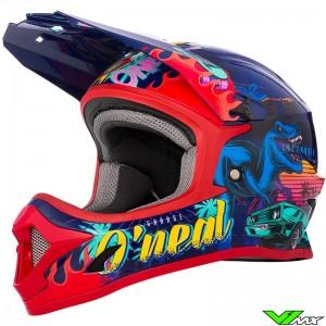 Oneal 1 Series Youth Rex Motocross Helmet