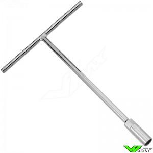 Long reach steel T-bars