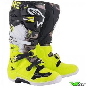 Alpinestars Tech 7 AMS Limited Edition Motocross Boots