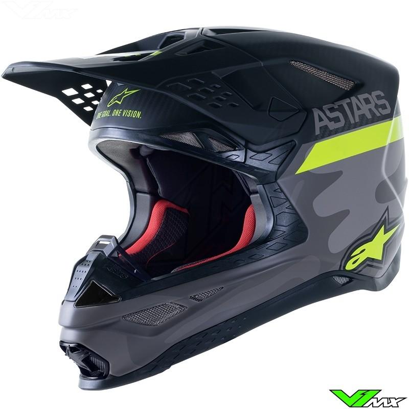 Alpinestars Supertech S-M10 AMS Limited Edition Motocross Helmet