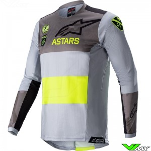 Alpinestars Racer AMS Limited Edition Youth Motocross Jersey