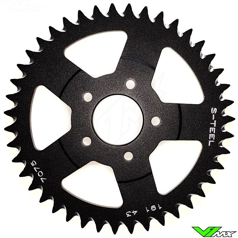 S-Teel Aluminum Rear Sprocket (415) - KTM 50SX