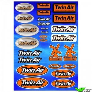 Twin Air Stickervel - 33 x 24 cm