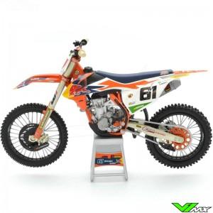 Scale Model 1:12 - KTM Jorge Prado 61