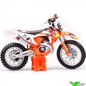 Scale Model 1:18 - KTM Jeffrey Herlings 84
