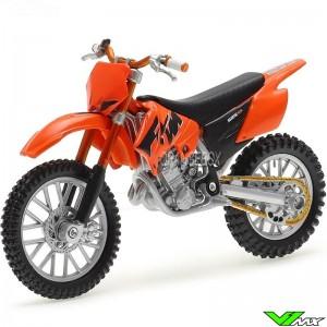 Schaalmodel 1:18 - KTM 525 SX