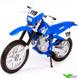 Scale Model 1:18 - Yamaha TTR 250 Enduro