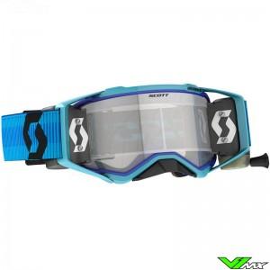 Scott Prospect WFS Crossbril met Roll-off - Blauw / Zwart