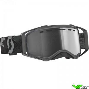 Scott Prospect Light Sensitive Lens Enduro Goggle - Dark Grey / Black