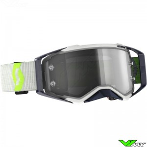 Scott Prospect Light Sensitive Lens Motocross Goggle - Grey