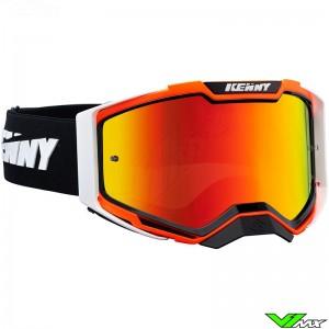 Kenny Ventury Phase 2 Motocross Goggle - Orange / Black