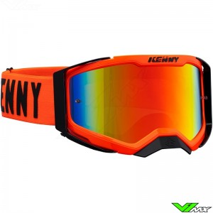 Kenny Performance Level 2 Motocross Goggle - Orange