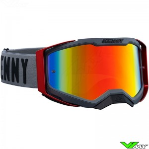 Kenny Performance Level 2 Crossbril - Candy Rood